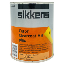 Sikkens Cetol Clearcoat HB plus